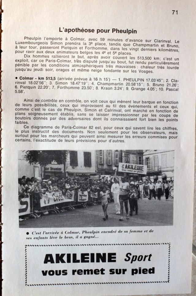 Paris-Strasbourg l'épopée de La Marche Hector MAHAU - Page 2 Dscf1389