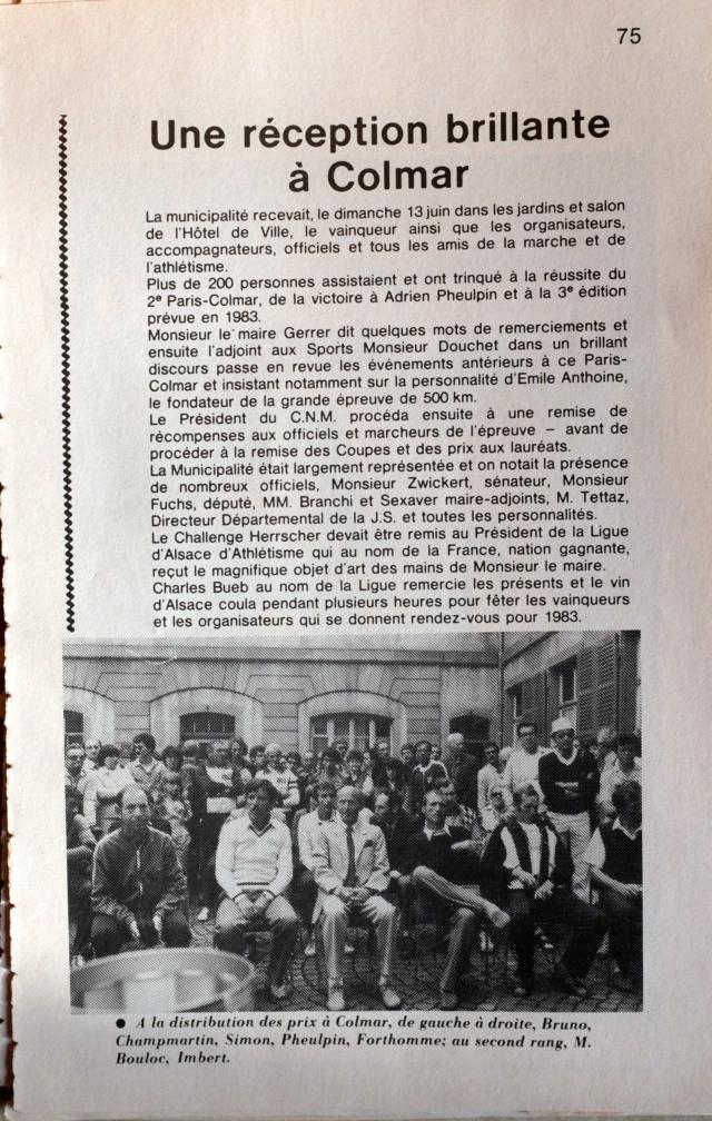 Paris-Strasbourg l'épopée de La Marche Hector MAHAU - Page 3 Dscf1394