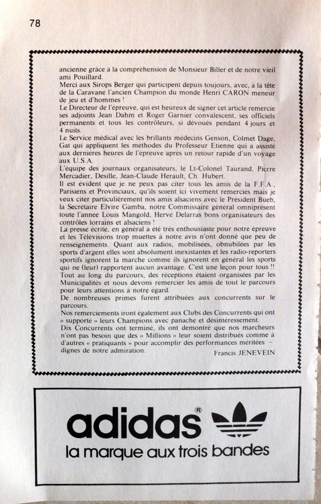 Paris-Strasbourg l'épopée de La Marche Hector MAHAU - Page 3 Dscf1396