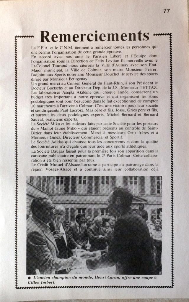 Paris-Strasbourg l'épopée de La Marche Hector MAHAU - Page 3 Dscf1397
