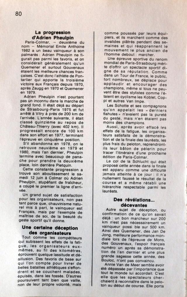 Paris-Strasbourg l'épopée de La Marche Hector MAHAU - Page 3 Dscf1399