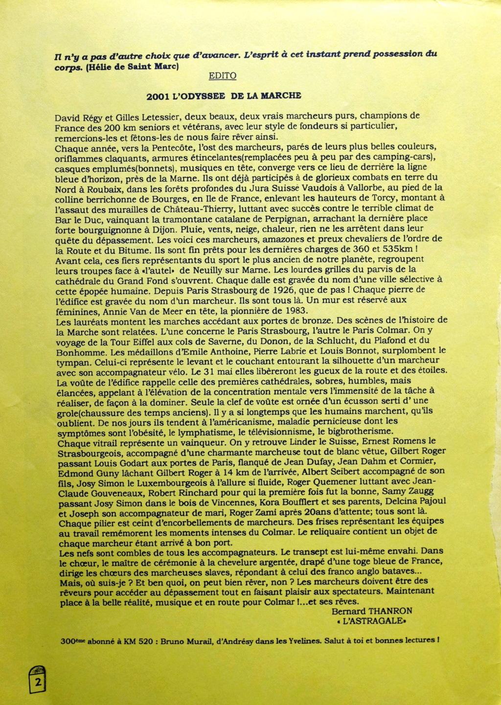 Le KM520 et ses éditos 1998-2009 - Page 2 Dscf5010