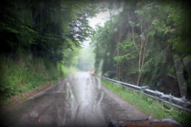 """Gardez ou pas """"le Pancho """"en compétitions quand il pleut  Dscf9412"""