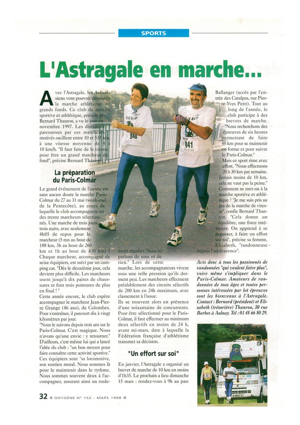 """PARIS-COLMAR 1998...""""photos vintage"""" d'une belle histoire... L_astr11"""