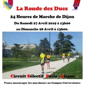 27 et 28 avril 2019 Dijon La Ronde des Ducs 6 et 24h  La_ron10