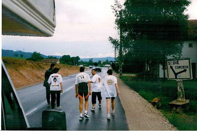 """PARIS-COLMAR 1998...""""photos vintage"""" d'une belle histoire... Paris_13"""