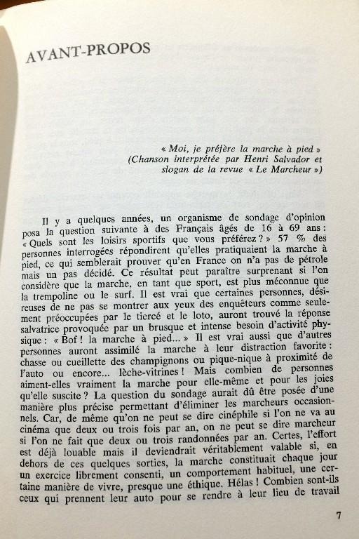 "Gérard ROIG ""DU SEMI MARATHON A 500KM A PIED"" Playdo11"
