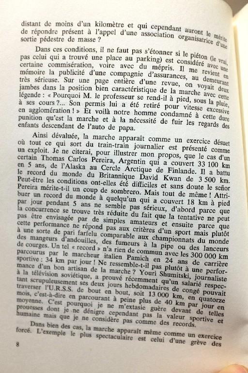 "Gérard ROIG ""DU SEMI MARATHON A 500KM A PIED"" Playdo13"