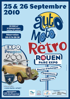 Autos Retros Rouen Salona14