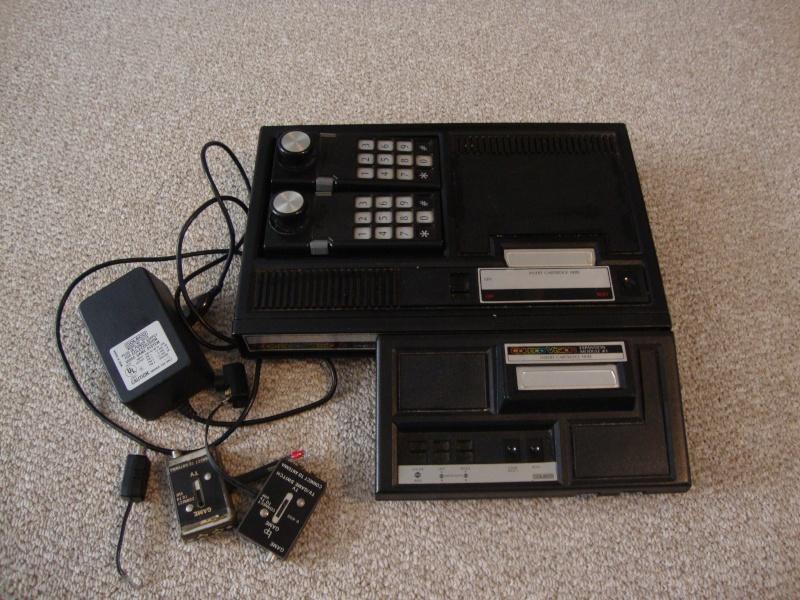 SOLD:  Atari 2600 & Coleco Vision Lot & 27 Games w/ Pics Dsc01114