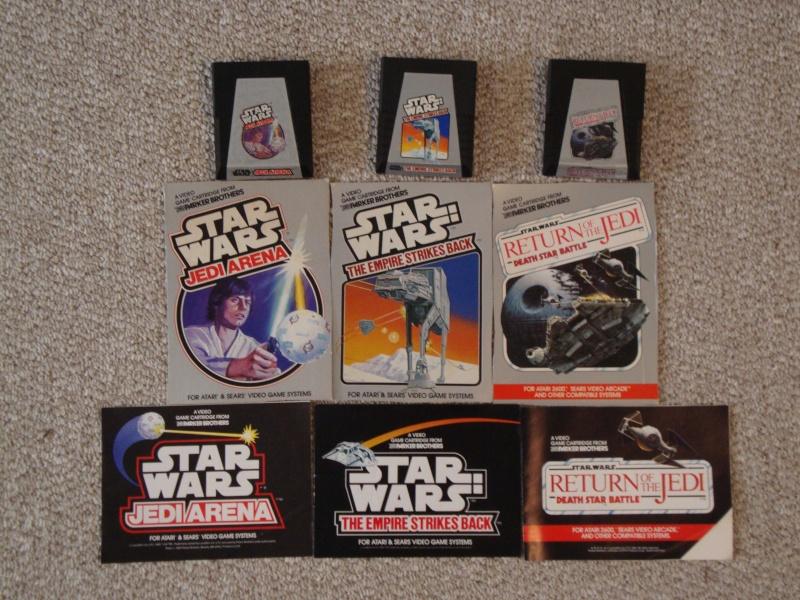 SOLD:  Atari 2600 & Coleco Vision Lot & 27 Games w/ Pics Dsc01117
