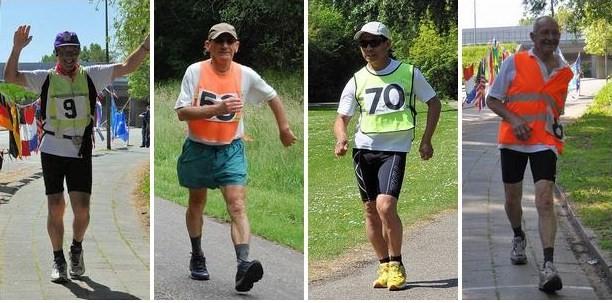 100 Miles britannique: 2-3/07/2011 Lingfi11