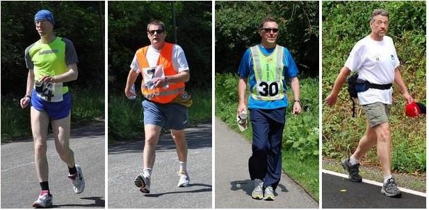 100 Miles britannique: 2-3/07/2011 Lingfi12