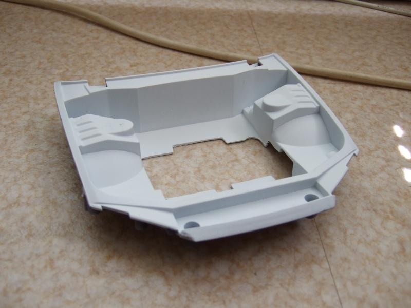 YOKOMO MR4 TC-SD Blanc10