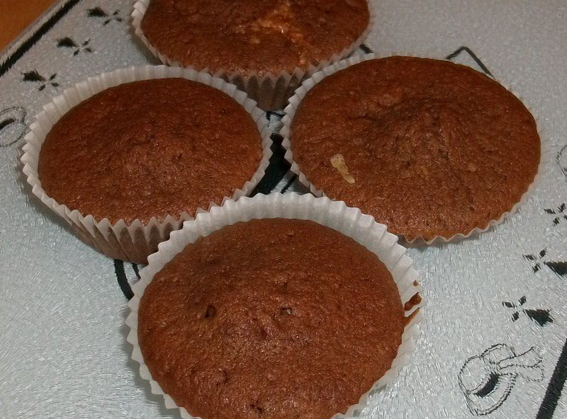 Tarte aux pêches  Muffin10