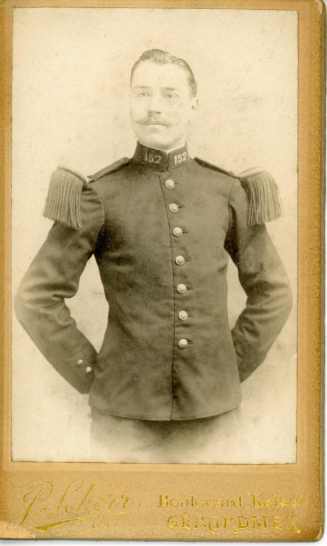 Mon grand-père militaire... Img65911