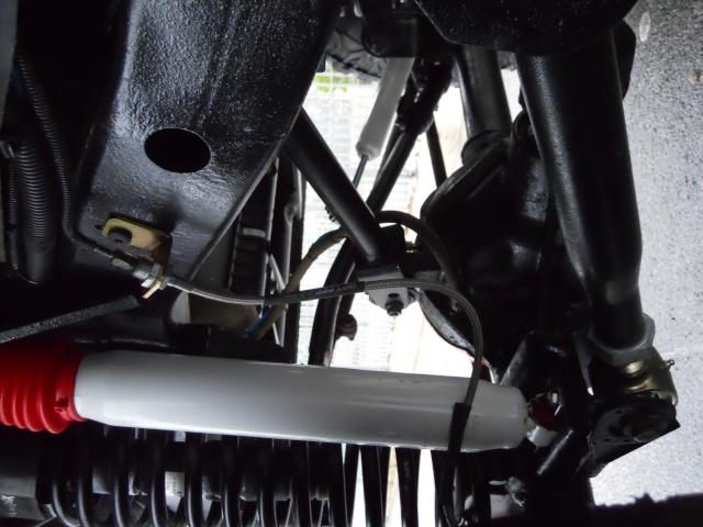 AVANZAMENTO LAVORI TJ 2.5 Suzuki17