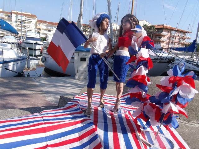 """08 - THEME PHOTO DU MOIS: Juillet 2011 """"Bleu Blanc Rouge"""" Canet_10"""