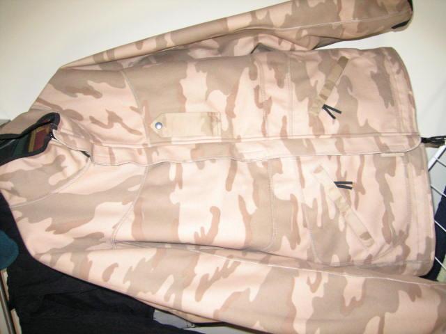 DESERT camouflage uniform Img_1815