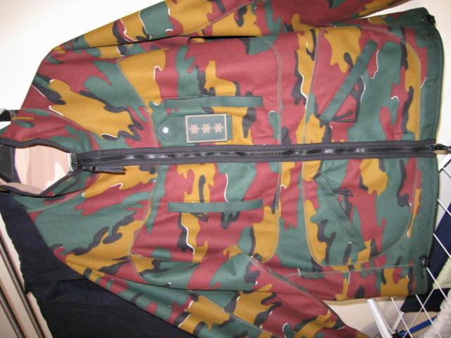 DESERT camouflage uniform Img_1816