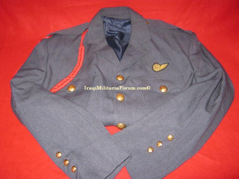 Iraqi Air Force Officers Uniform Set Img_1110