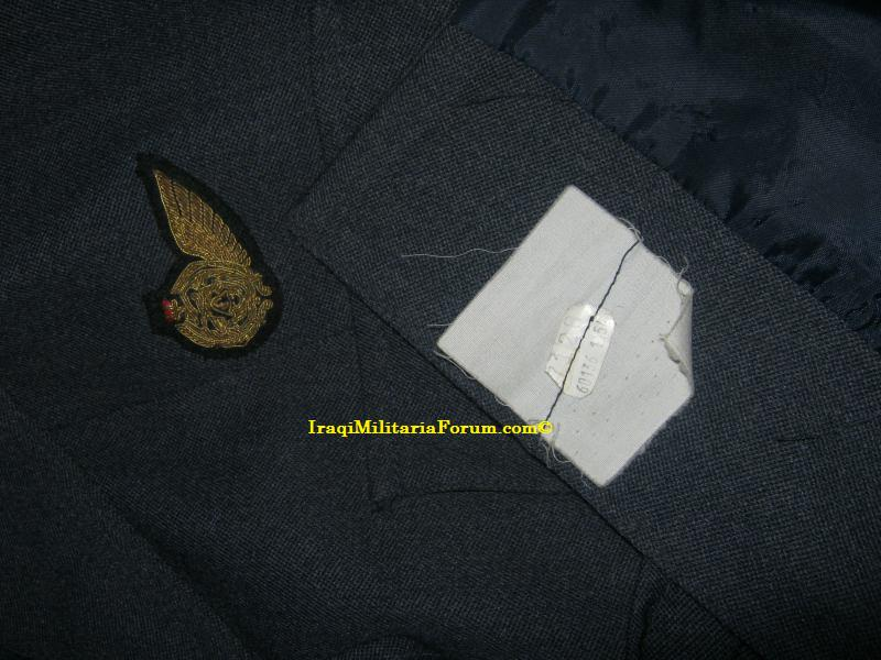 Iraqi Air Force Officers Uniform Set Img_1112