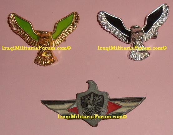 Possible Commandos Breast Badges Wing_b10