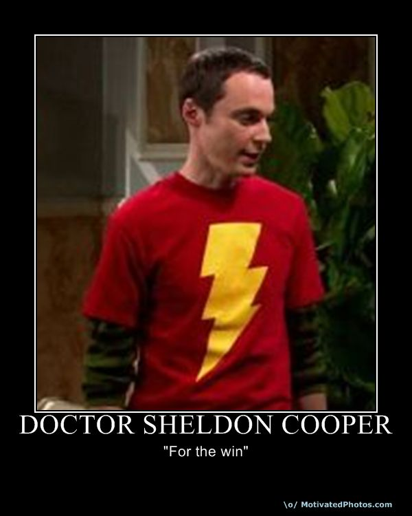 Sheldon Cooper [Série TV : the Big Bang Theory] 63363310