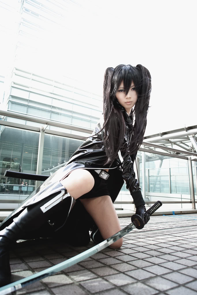 black rock shooter cosplay Anb_b201