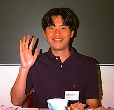Takeshi Obata (death note)  [Mangaka] Img02a10