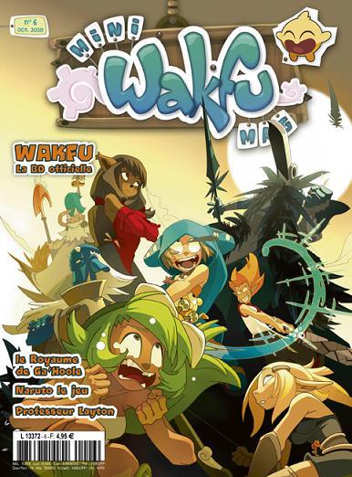 [magazine] Mini Wakfu Miniwa10