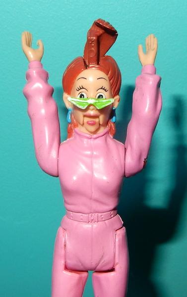 Les figurines Ghostbuster de Mango - 88-90 Dscn1011