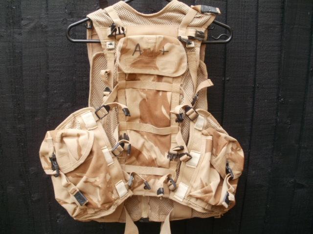 Webtex Special Forces Assault vest. P5210011