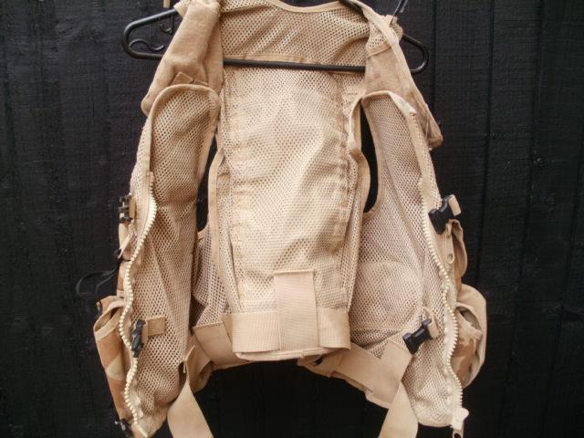 Webtex Special Forces Assault vest. P5210012