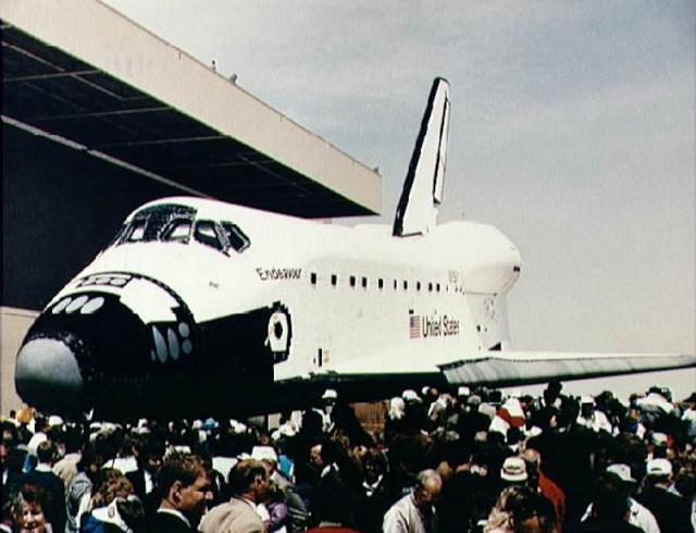 [STS-134] Endeavour: Suivi du lancement ( NET 16.05.2011) S91-3610