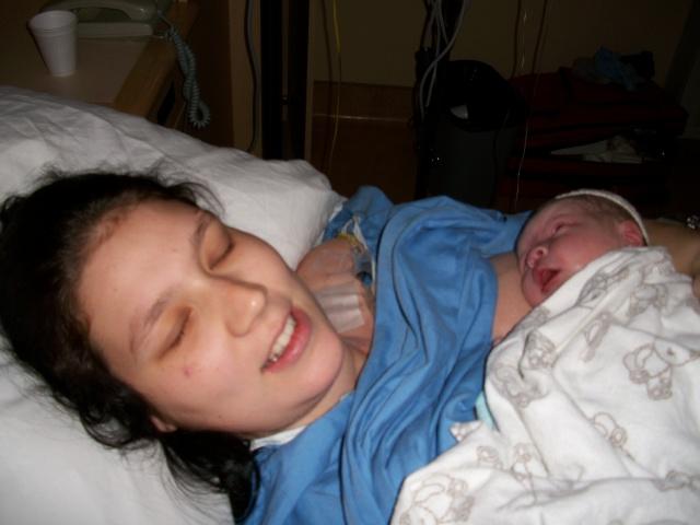Benjamin est né, récit d'accouchement + photos Accouc10