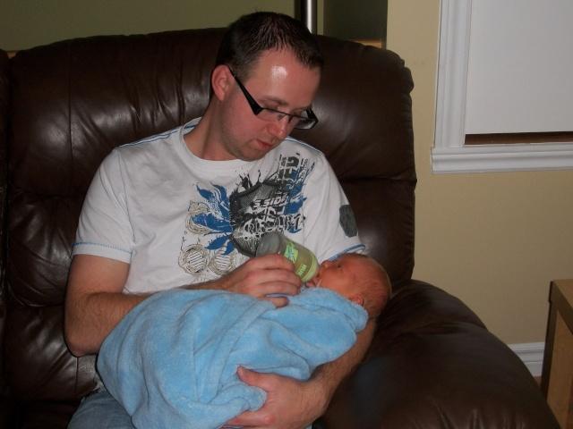 Benjamin est né, récit d'accouchement + photos Benjam10