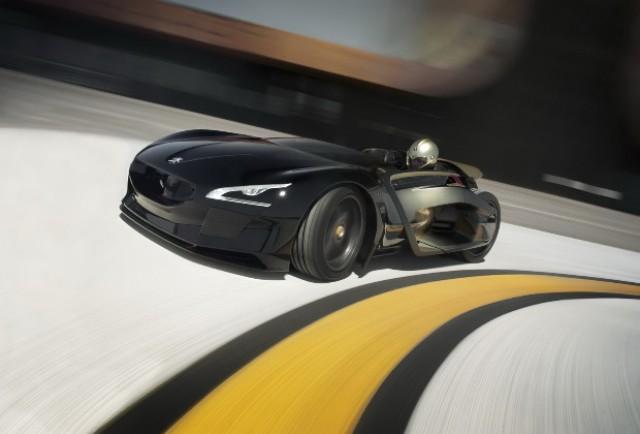 Iata Conceptul Peugeot EX1! Iata-c10
