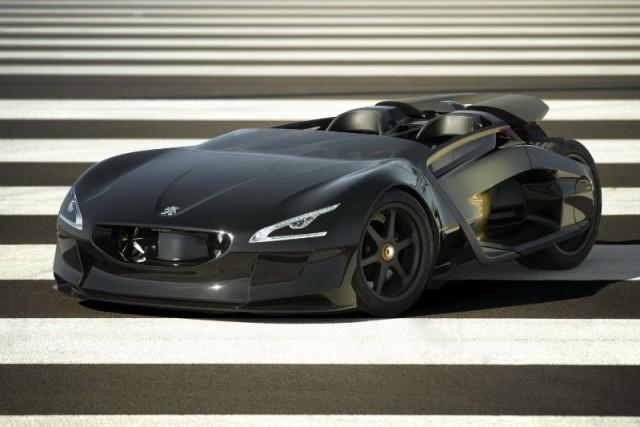 Iata Conceptul Peugeot EX1! Iata-c11