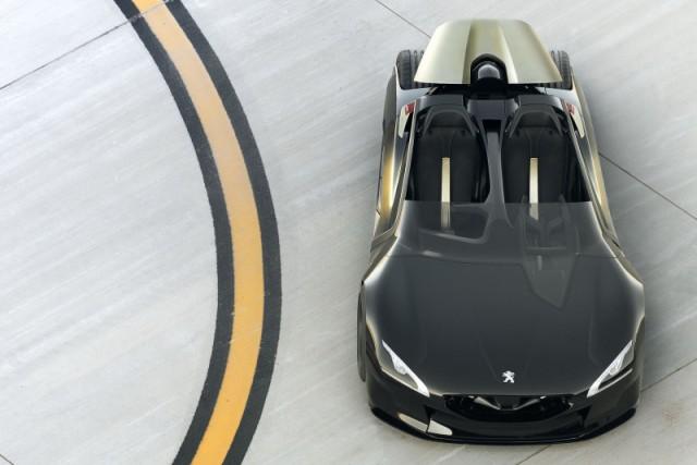 Iata Conceptul Peugeot EX1! Iata-c13