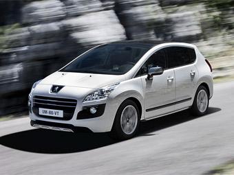 BMW и PSA Peugeot Citroen унифицируют компоненты для гибридов Pictur10