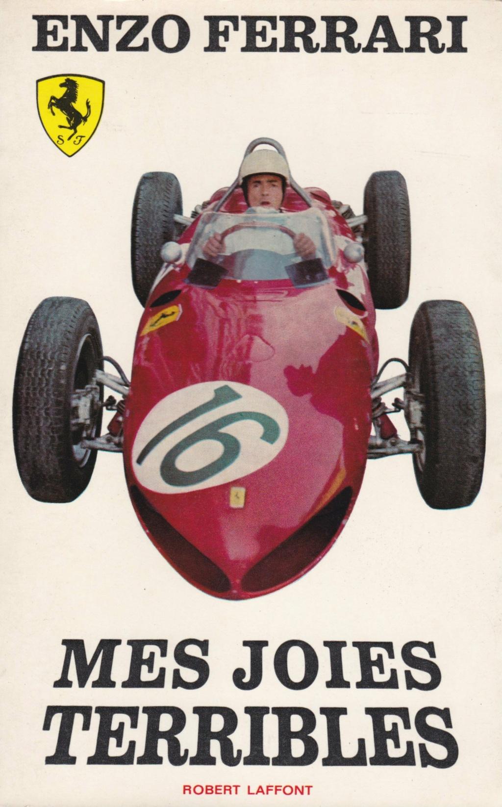 Les insolites du sport automobile. - Page 7 Enzo10