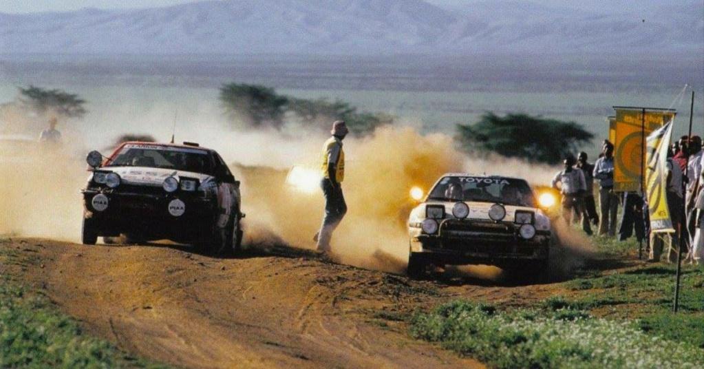 Les insolites du sport automobile. Insoli33