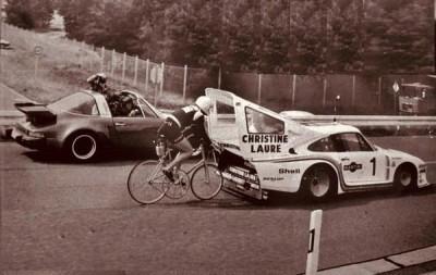 Les insolites du sport automobile. Insoli46