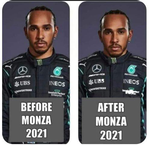 Mercedes AMG Petronas Motorsport - #44 Lewis Hamilton et #77 Valtteri Bottas Lewis11