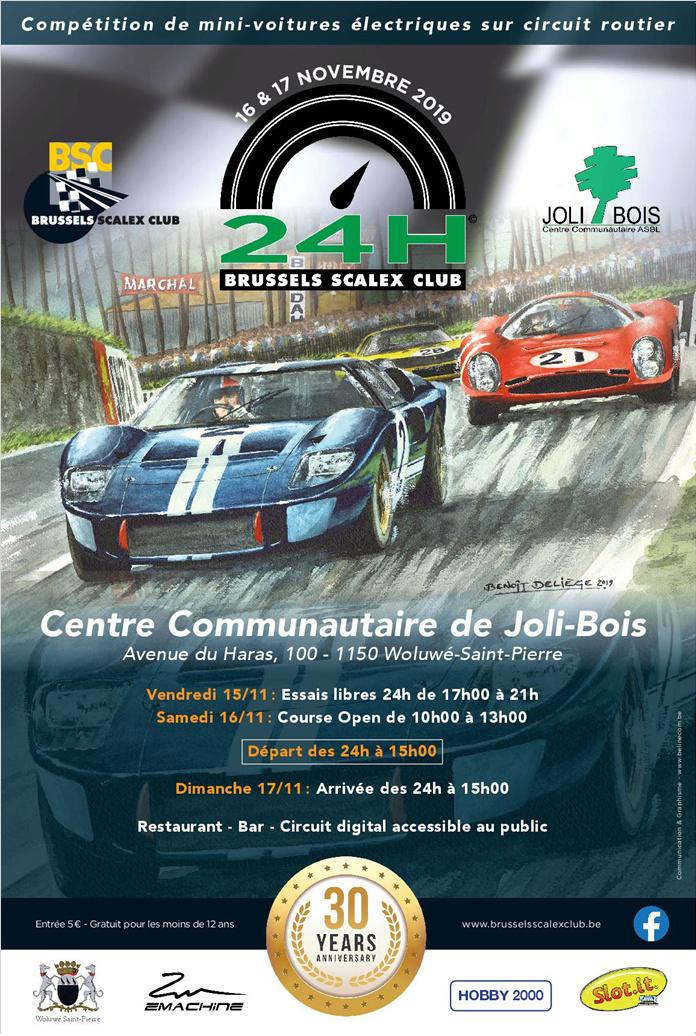 "Le ""Slot-Racing"" Scalex10"