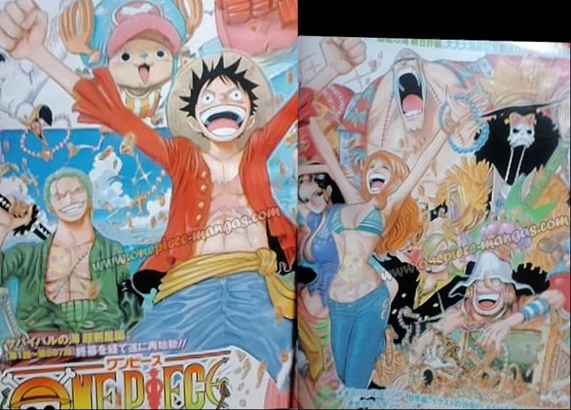 One Piece Manga 598 Spoiler Pics 0213