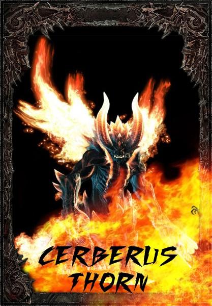 Cerberus Thorn: Consumption of the Black Swan Cerber11