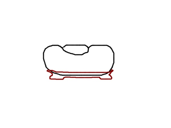 Description stone CAVE . Nepojm12
