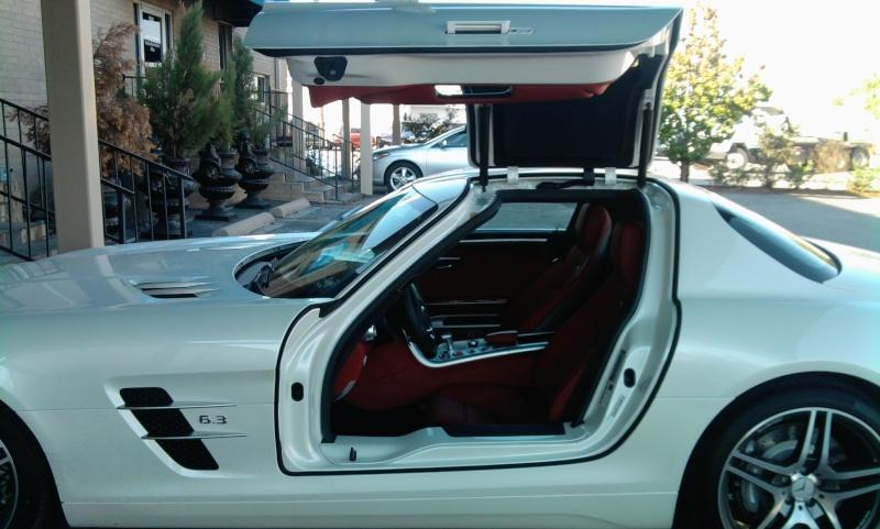 the new SLS AMG Photo046